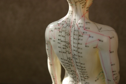 Vital Energy and Acupuncture Points